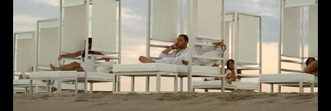 Bliss on the beach by Gandia Blasco.