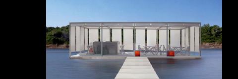 Party pavilion by Gandia Blasco.