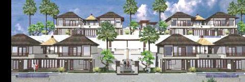 The Asmara Villas Nusa Dua Bali.