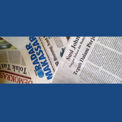 Susi Johnston Teguh, Koran Harian, Radar Makassar