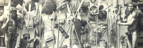 Early tribal art and artefact traders of Luzon.